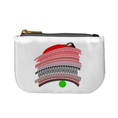The Princess And The Pea Coin Change Purse by doodlelabel