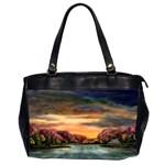 Abigail sHideaway -Ave Hurley ArtRevu.com- Oversize Office Handbag (2 Sides)