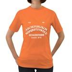 Talking Board Women s Dark T-Shirt
