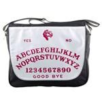 Talking Board Messenger Bag