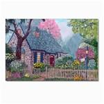 Essex House Cottage -AveHurley ArtRevu.com- Postcards 5  x 7  (Pkg of 10)