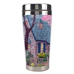 Essex House Cottage- Ave Hurley - Stainless Steel Travel Tumbler