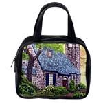 Essex Lighthouse -AveHurley ArtRevu.com- Classic Handbag (One Side)