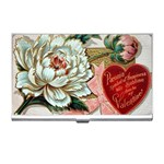 Victorian Valentine Card Business Card Holder