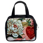 Victorian Valentine Card Classic Handbag (Two Sides)