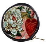 Victorian Valentine Card Mini Makeup Bag