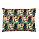 Vintage Valentine Cherubs Pillow Case