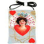 Vintage Valentine Shoulder Sling Bag