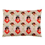 Vintage Valentine Pillow Case