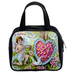 To My Valentine Classic Handbag (Two Sides)