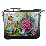 To My Valentine Messenger Bag