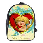 To My Valentine School Bag (XL)