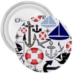 Nautical Collage 3  Button