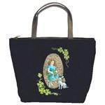 Vintage St Patrick s Bucket Bag