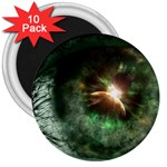 The Eye Sees All 3  Magnet (10 pack)