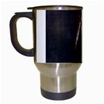 Goth Angel Travel Mug (White)