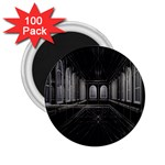 3-D Gothic Fantasy Cathedral 2.25  Magnet (100 pack)