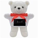 3-D Gothic Fantasy Cathedral Teddy Bear