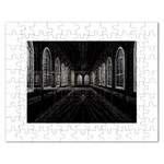 3-D Gothic Fantasy Cathedral Jigsaw Puzzle (Rectangular)