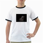 Dark Futuristic Fantasy City Ringer T