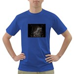 Dark Futuristic Fantasy City Dark T-Shirt