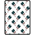 Victorian St Patricks Day Fleece Blanket (Extra Large)
