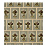 Easter Cross Shower Curtain 66  x 72  (Large)