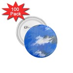 Abstract Clouds 1.75  Button (100 pack)