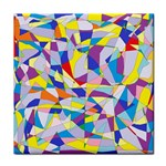 Fractured Facade Ceramic Tile