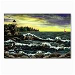 Cosgriff Point Lighthouse -AveHurley ArtRevu.com- Postcards 5  x 7  (Pkg of 10)