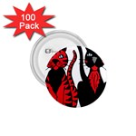 Cool Cats 1.75  Button (100 pack)
