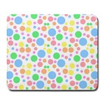 Pastel Bubbles Large Mouse Pad (Rectangle)