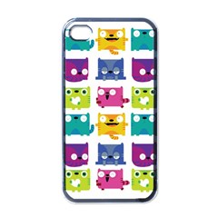 Cats Apple Iphone 4 Case (black) by Contest1771913