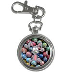 Easter Egg Bunny Treasure Key Chain Watch