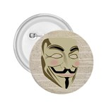 We The Anonymous People 2.25  Button
