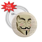 We The Anonymous People 2.25  Button (100 pack)