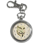 We The Anonymous People Key Chain Watch
