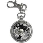 Venetian Mask Key Chain Watch