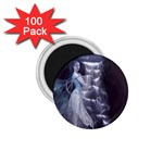 Dark Faery and Night Waterfall 1.75  Magnet (100 pack)