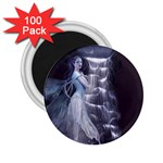 Dark Faery and Night Waterfall 2.25  Magnet (100 pack)