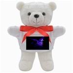 Dark Purple Dragon Fantasy Teddy Bear