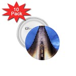 Fantasy Gothic Castle at Dusk 1.75  Button (10 pack)