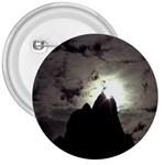 Gothic Mountain Setting Sun 3  Button