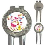 Butterfly Beauty Golf Pitchfork & Ball Marker