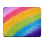Acrylic Rainbow Small Mouse Pad (Rectangle)