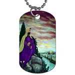 Jesus, A Man Of Sorrows   Ave Hurley   Dog Tag (One Side)