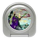 Jesus, A Man Of Sorrows   Ave Hurley   Travel Alarm Clock