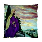 Jesus, A Man Of Sorrows   Ave Hurley   Cushion Case (Two Sides)