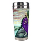 Jesus, A Man Of Sorrows   Ave Hurley   Stainless Steel Travel Tumbler from Art2Do Center