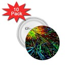Exploding Fireworks 1.75  Button (10 pack)